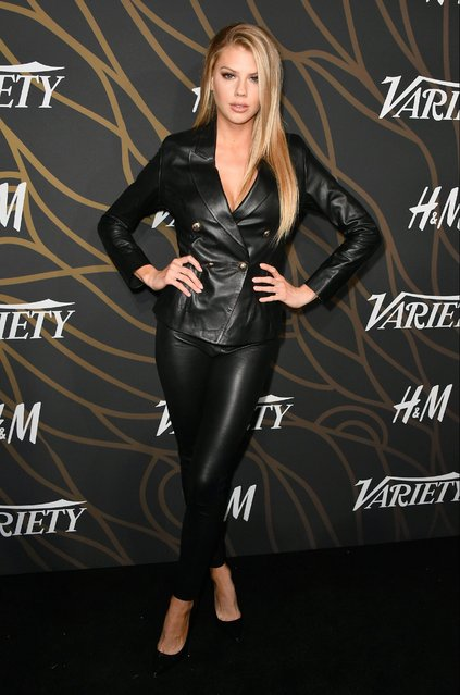 Charlotte McKinney attends Variety Power of Young Hollywood at TAO Hollywood on August 8, 2017 in Los Angeles, California. (Photo by Frazer Harrison/Getty Images)