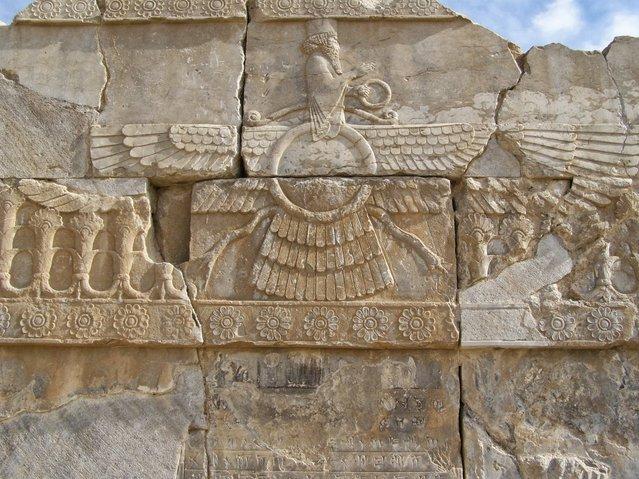 Persepolis, Takht-E-Jamshid Iran