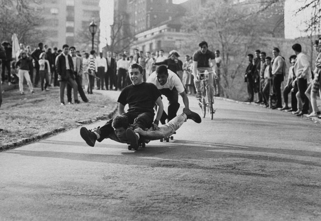 Skateboarding In The 1960s By Bill Eppridge