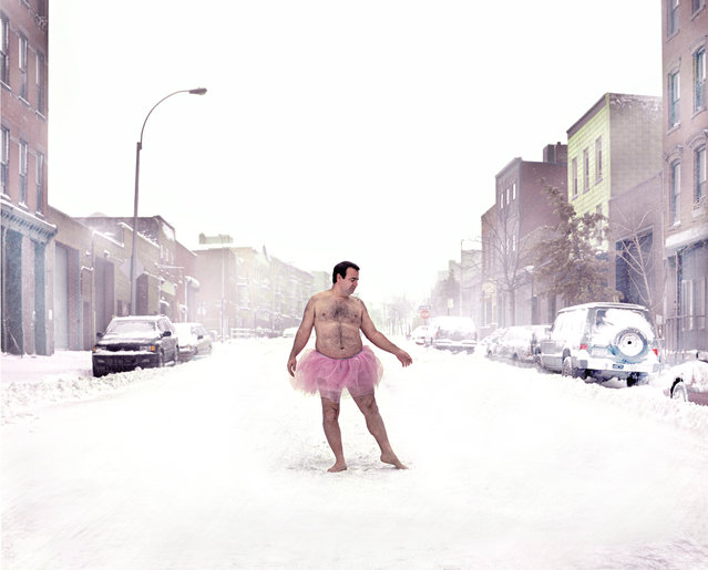 Bob Carey By The Tutu Project