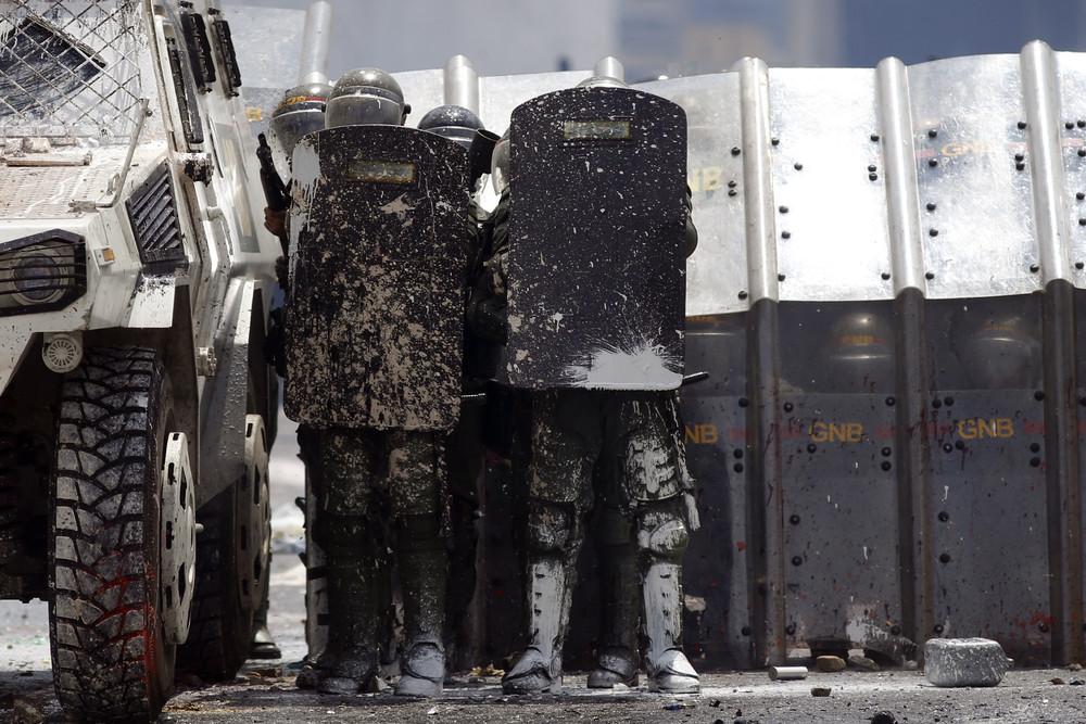 Venezuela on the Verge of Civil War