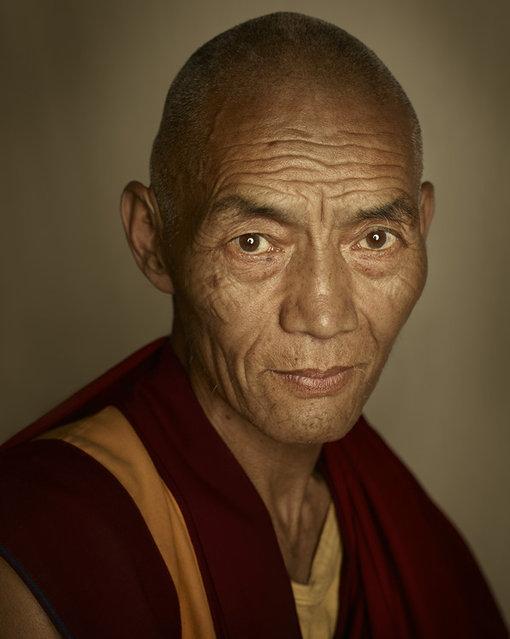 Tashi Tsering  65 years old