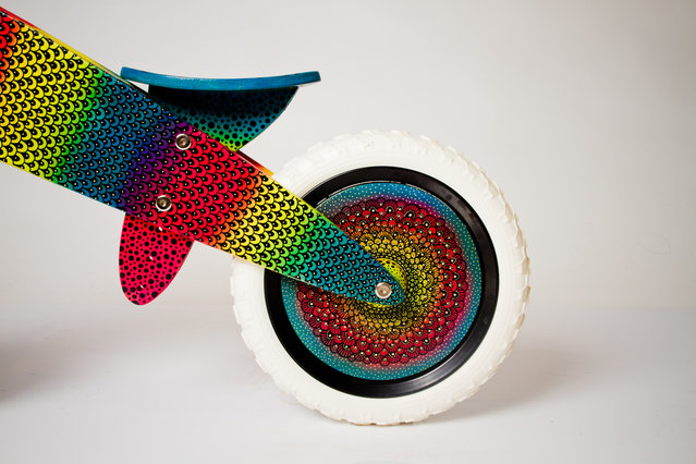 Ding Dong Bike By Luna Portnoi