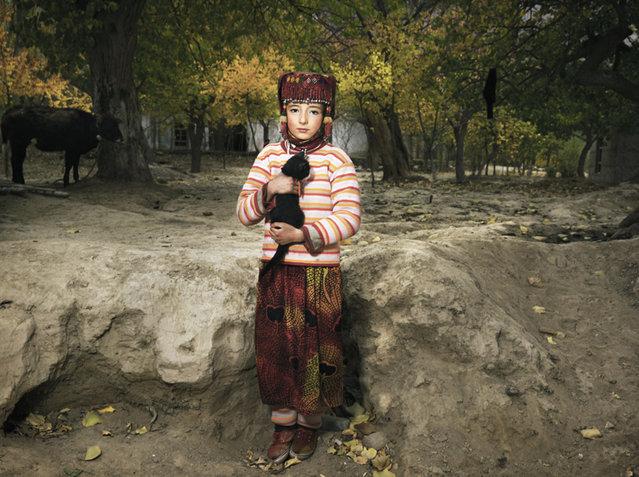 The Tashkurgan Tajik Autonomous County in Xinjiang Province People