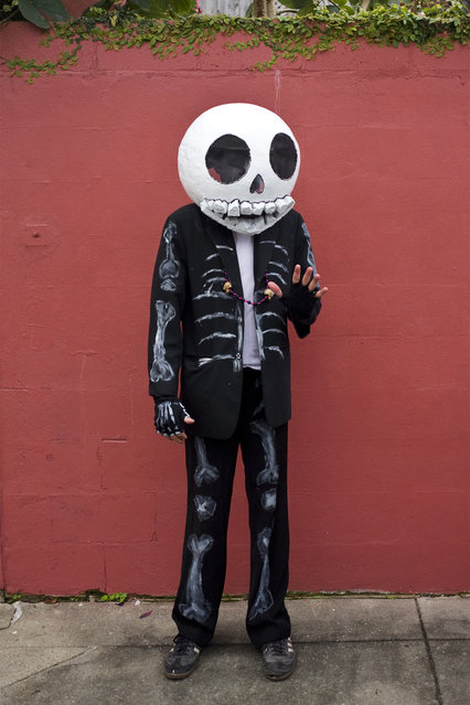 """The Skeleton Krewe 2013 – D."" (Kevin O'Mara)"