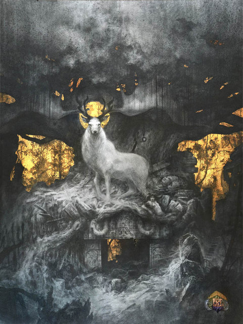 Myth Art By Yoann Lossel