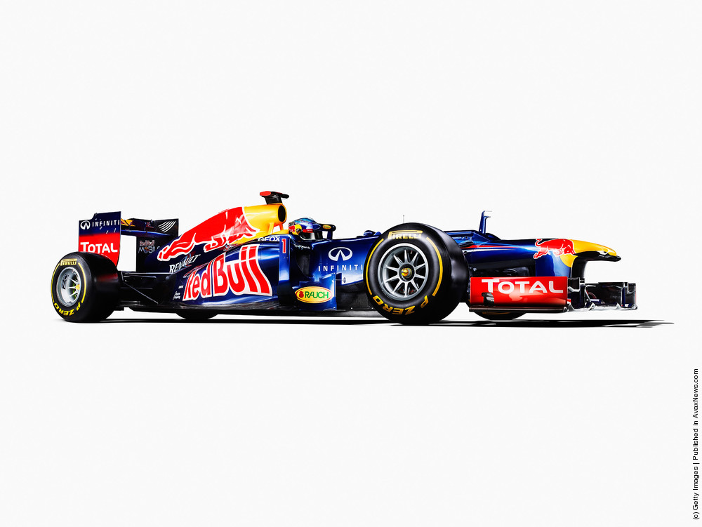 Red Bull F1 Launch