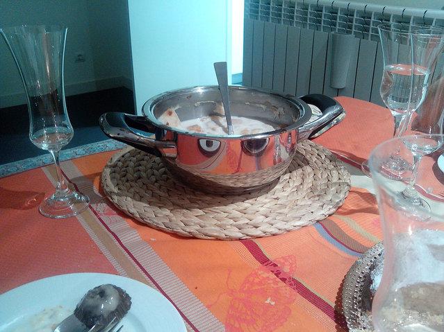 Spooky pot. (Photo by madridkgb)