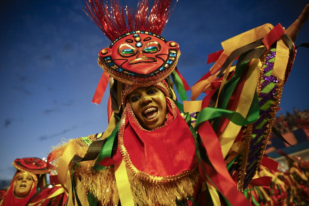 Brazilian Carnival Kicks Off
