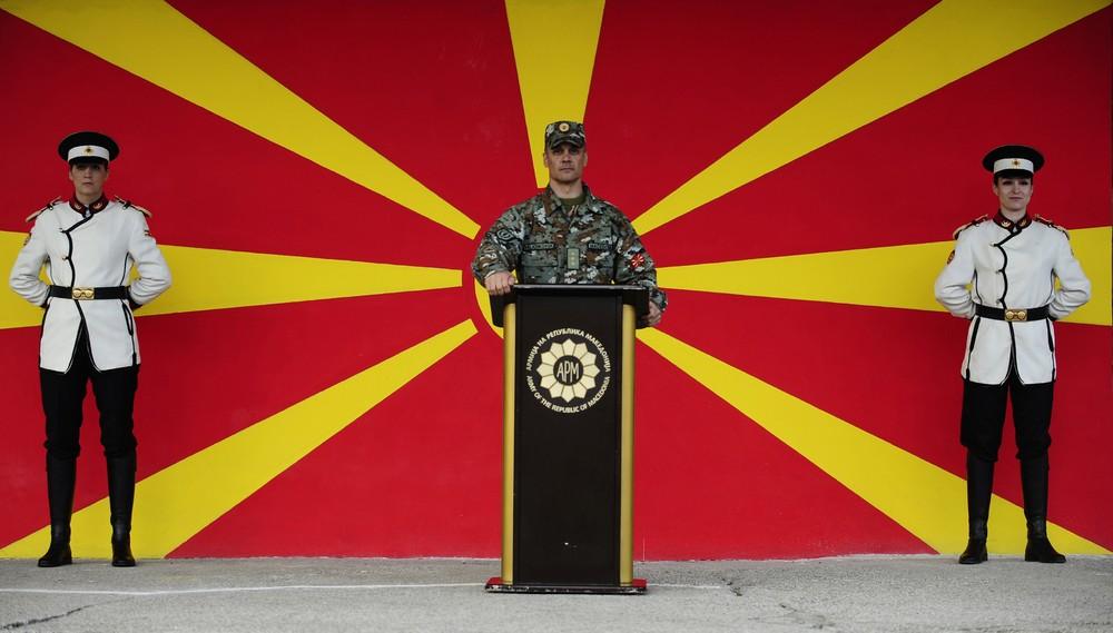 Macedonia Honour Army Battalion