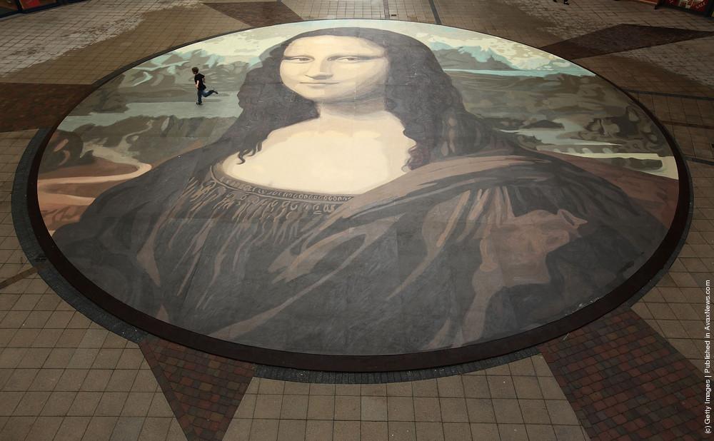 The World's Biggest Copy Of Mona Lisa