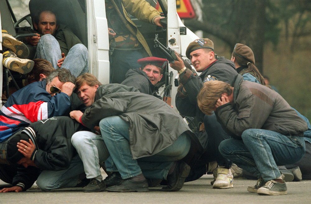 A Look back at Bosnian War