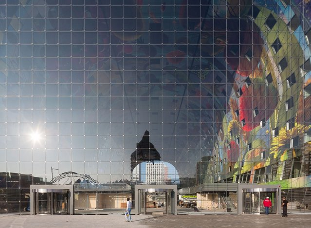 New Icon Of Rotterdam - Markthal Rotterdam
