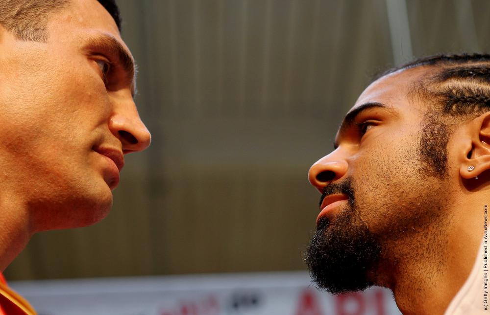 Wladimir Klitschko vs David Haye