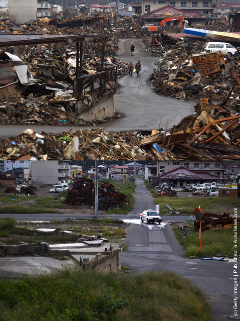 Japan To Commemorate 6 Months Anniversary Of Earthquake And Tsunami