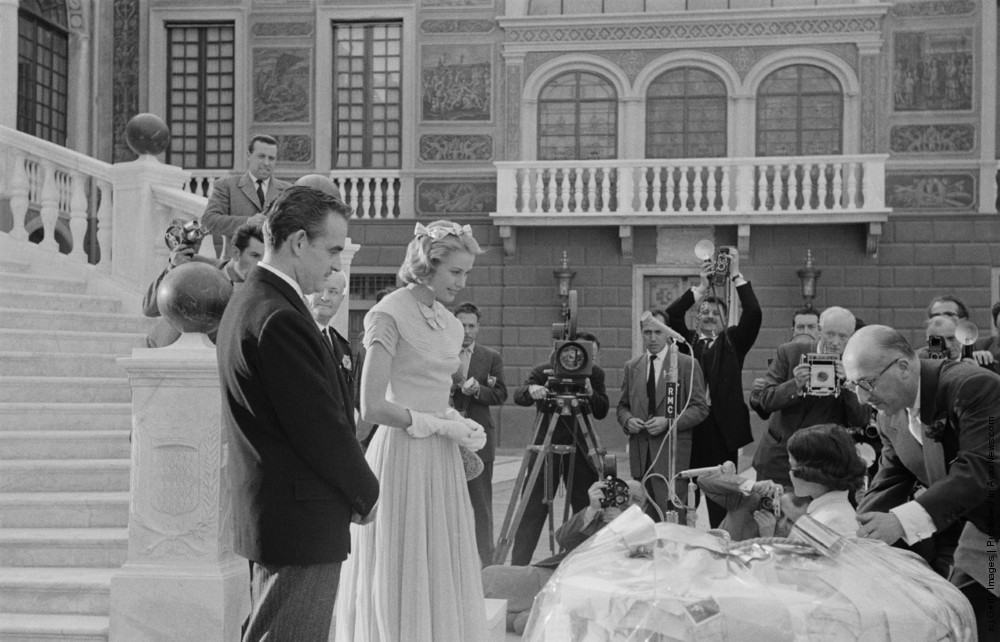 Picture Post Shoots The Monaco Royal Wedding (1956)