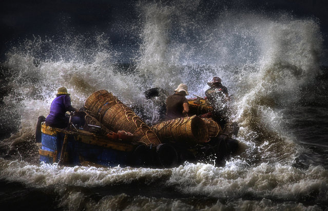 """Hard for Life"". (Photo by Theo Vu Xuan/Sony World Photography Awards/WENN.com)"