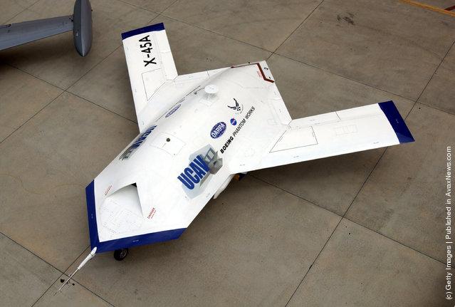 Boeing X-45A