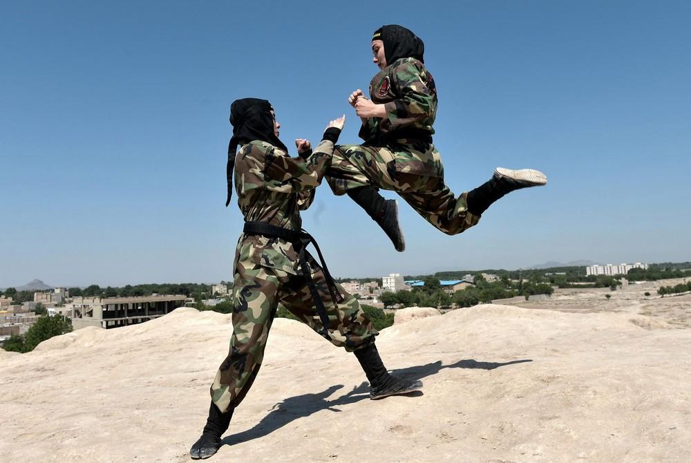 Iran's Ninja Women