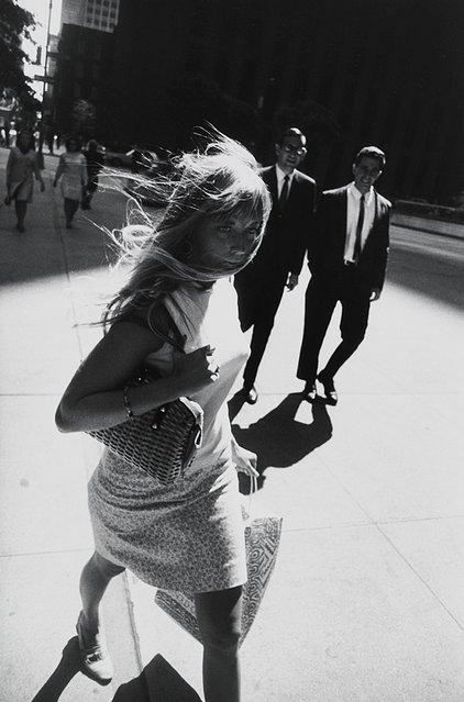 New York, 1965. (Photo by Garry Winogrand/The Estate of Garry Winogrand, courtesy Fraenkel Gallery, San Francisco)