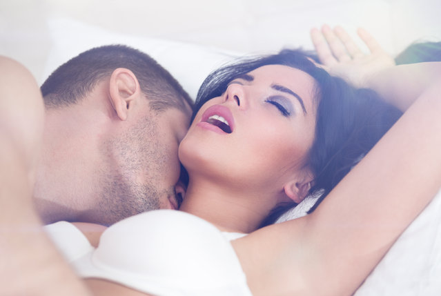 Close up of heterosexual couple having s*x. (Photo by LuckyBusiness/Getty Images/iStockphoto)