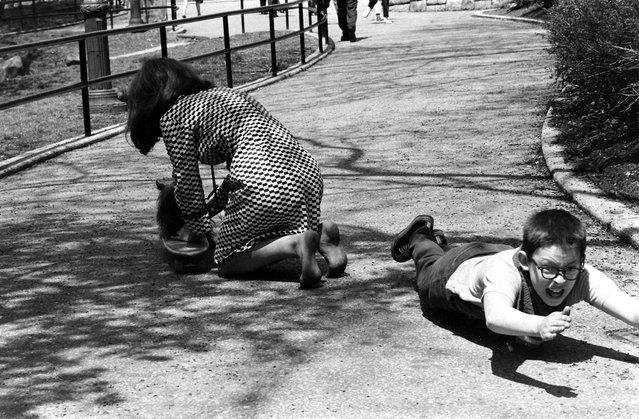 Skateboarding In The 1960s By Bill Eppridge