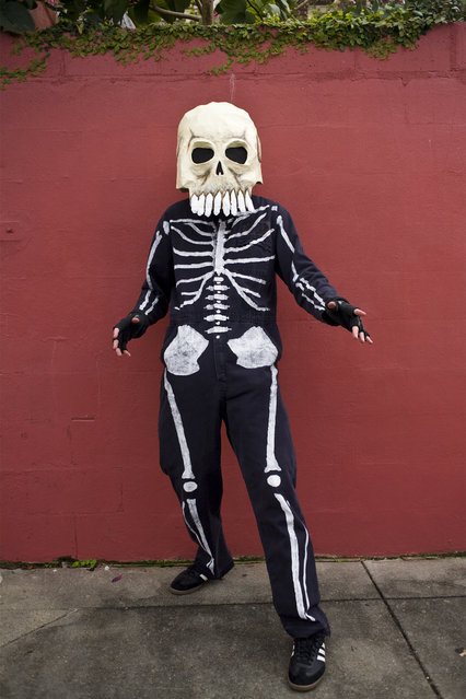 """The Skeleton Krewe 2013 – Brother O'Mara"". (Kevin O'Mara)"