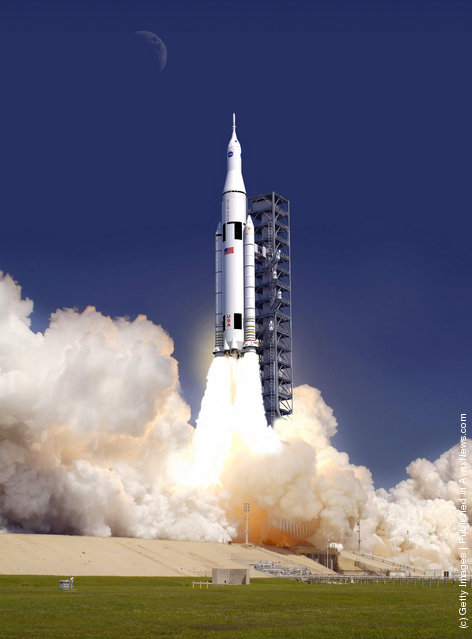 NASA's New Space Launch System