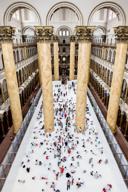 Summer Experience To The National Building Museum