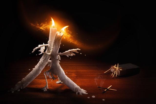 """Candlelight Tango"". (Christophe Kiciak)"