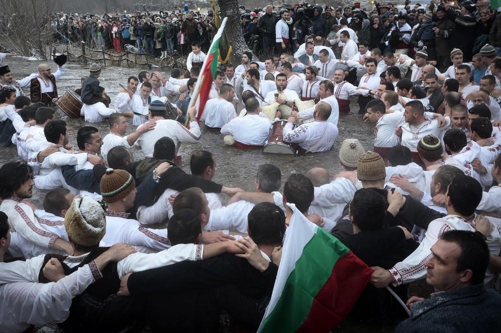 Epiphany Day in Bulgaria