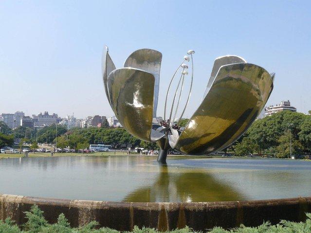 Floralis Generica - Buenos Aires