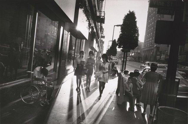 Los Angeles, California, 1969. (Photo by Garry Winogrand/The Estate of Garry Winogrand, courtesy Fraenkel Gallery, San Francisco)
