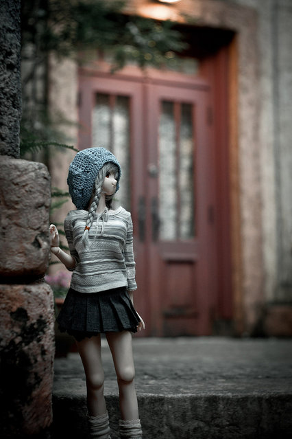 Dolls. Alley walk -Shiiko-. (Suzuhico)
