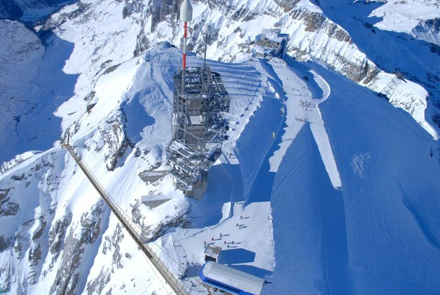 The Titlis Cliff Walk