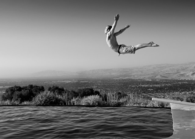 """Jumpology"". ""Freedom"". (Photo by Ivan Makarov)"