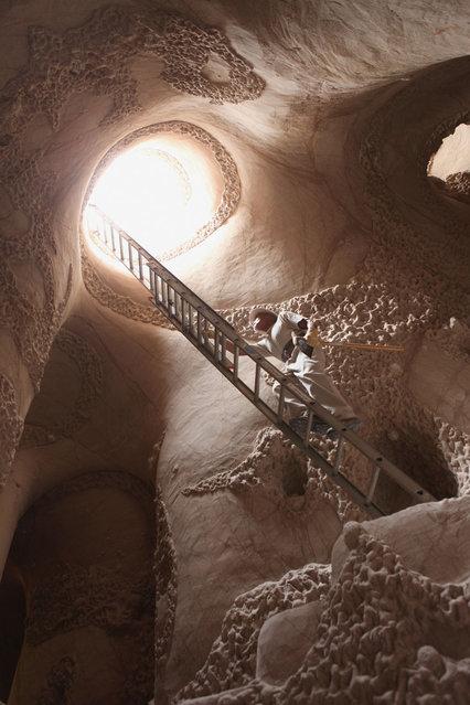 Cave Art By Ra Paulette