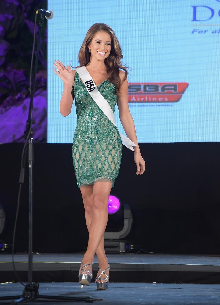 Contestants Prepares for Miss Universe Pageant
