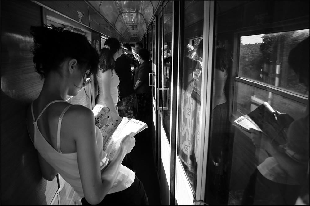 """In Public Transport"""
