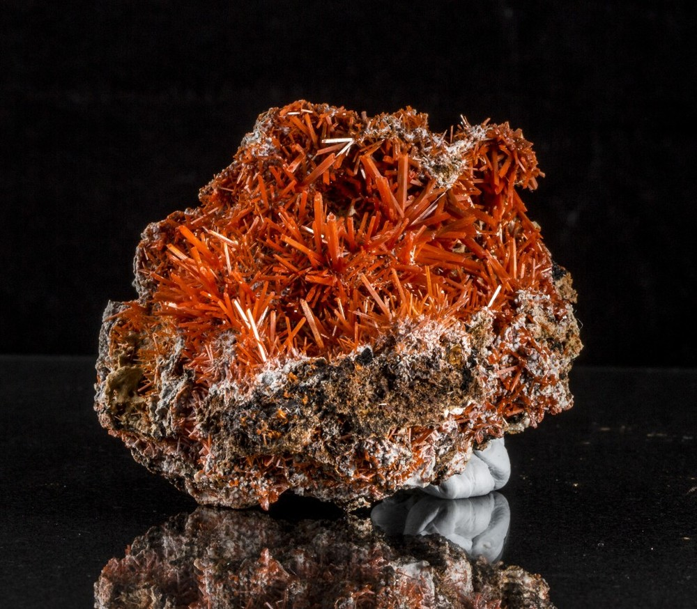 The Mineral Crocoite