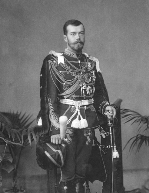 Tsar Nicholas II of Russia (1868–1918), the last Emperor of Russia, circa 1910. He was shot with his entire family by the Red Guards at Yekaterinburg. (Photo by W. and D. Downey)