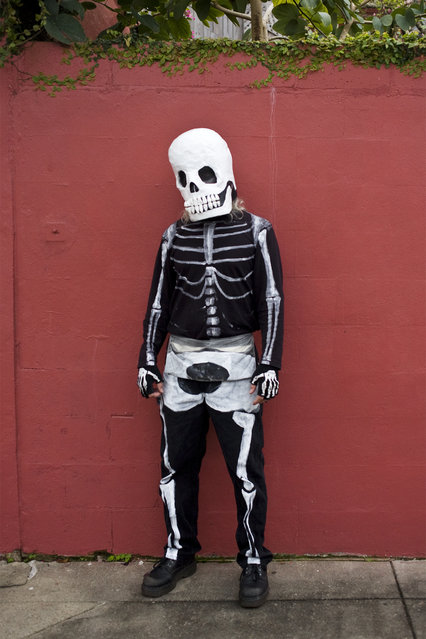 """The Skeleton Krewe 2013 – C."" (Kevin O'Mara)"