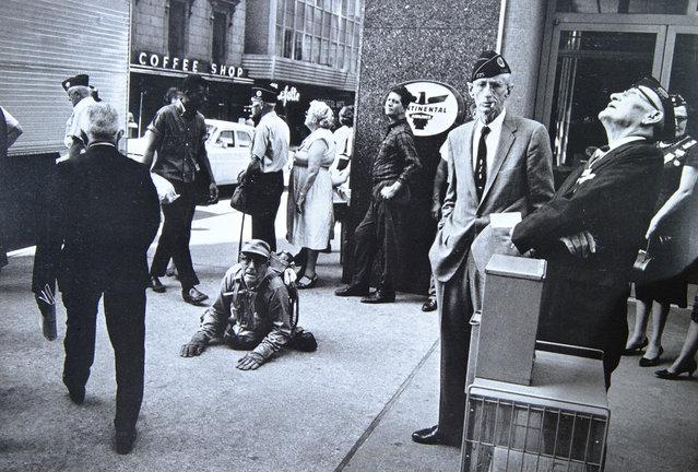 American Legion Convention, Dallas, Texas, 1964. (Photo by Garry Winogrand)