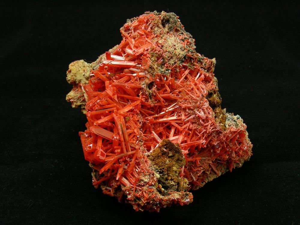 The Mineral Crocoite