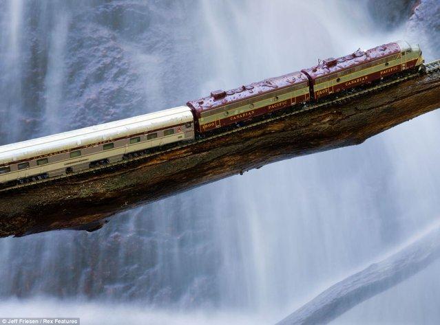 Jeff Friesen by Ghost Train Crossing Canada