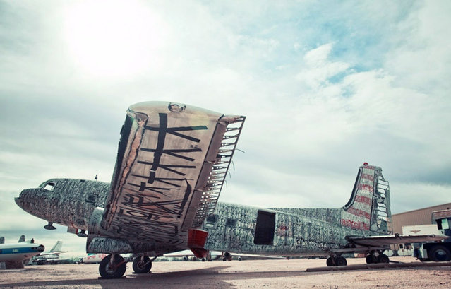 Redesigning Old Military Airplanes