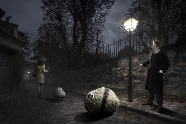 """""""Rocks Have Feelings Too"""". (Christophe Kiciak)"""