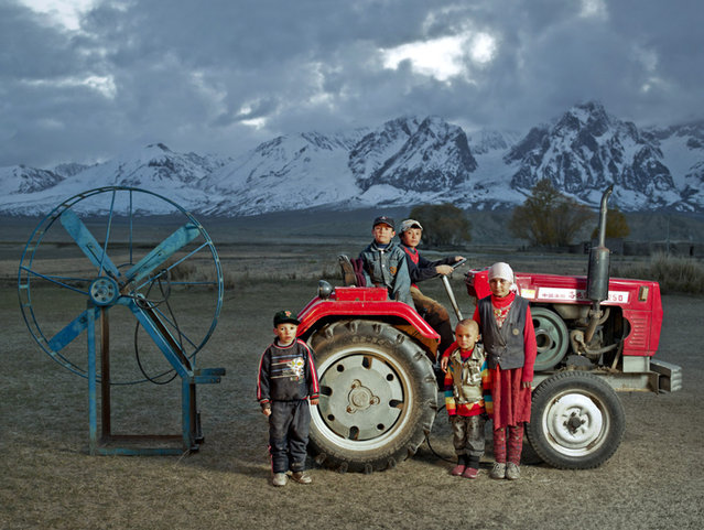 The Tashkurgan Tajik Autonomous County in Xinjiang Province People