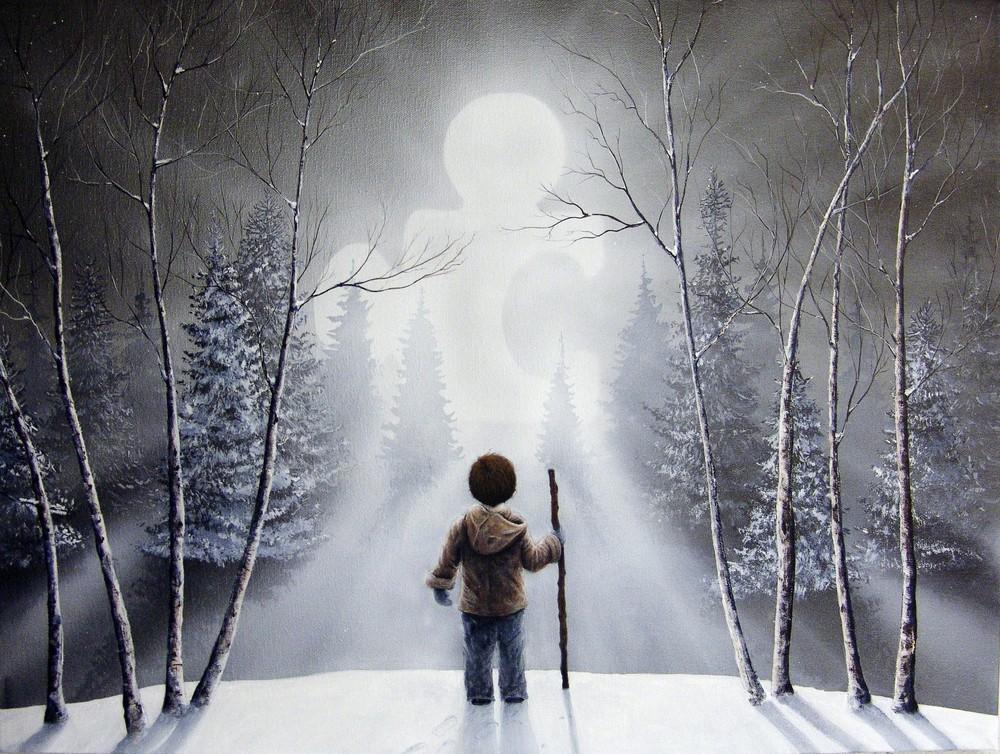 Surreal Paintings by Robert Dowling Jr