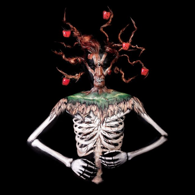Body Painter By Emma Fay